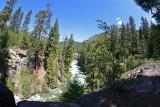 Fisheye View Of Box Canyon