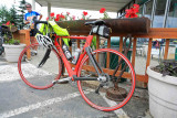 Proud Owner With Her  Kestrel Bike