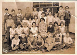 CLASS PICTURE 1929 ENTIAT. Grades 3rd And 4th
