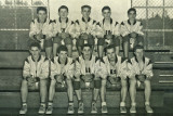 Dad's High School Team  ( 1955/56 season)