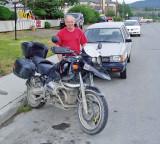 BMW  Motobike ( Crashed With Broken Windshield In Whitehorse)