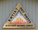 Home Of The  Hot Shots Of The Forest Service