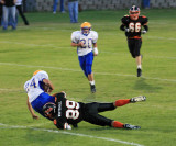 Entiat  8 Man Football ( Whitehall With Another Great Tackle)