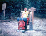 Oct 11th, 1977, End Of My Pacififc Crest Trail Journey. ( 30 Years Ago )