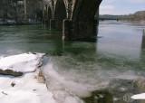 Ice and bridges