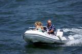 I love boating....
