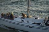 Lazy sailors ..... lol