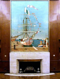 Queen Mary Painting