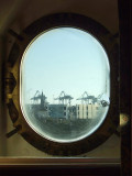 Queen Mary Port Hole