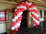 Queen Mary Valentines Decorations
