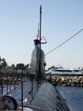 Russian Sub ConningTower