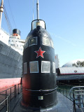 Russian Sub Conning Tower