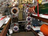 Russian Sub Torpedo Compartment