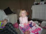 Kirsty Xmas day 2006