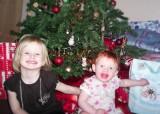 Kirsty & Katie Xmas 2006