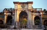 Ruined Mercado (market) at Baucau