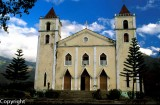 Church at Ainaro on the south coast