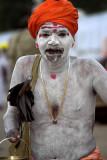Dwarf Sadhu, Pushkar, India