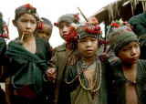 Akha tribal people, Thailand