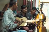 Street musicians, Jalan Surabaya