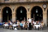 Plaza Mayor, the main square of Salamanca