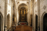 Salamanca's New Cathedral was to replace the 12th century building, but both survive