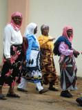 Muslim women in Blantyre