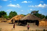 Rural village, southern Malawi
