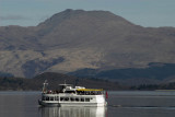 Morning calm on Loch Lomond