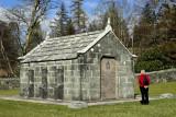 Lachlan Macquarie Mausoleum, Isle of Mull