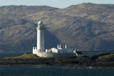 Lismore Lighthouse, en route to the Isle of Mull