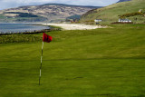 Golf course at Torbeg, Isle of Arran