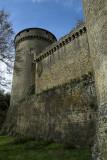 Medieval castle, Lassay-les-Chateaux
