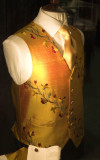 Waistcoat in a Mayfair gentlemen's outfitter