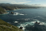 Asturian coast at Faro Vidio