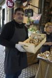 Fresh food, San Sebastian
