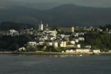 Castropol on the Ria do Eo, Asturias