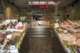 Fernando VI, one of Madrid's best-known fishmongers