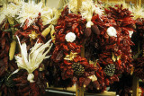 Chile ristras or garlands