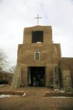 Mission San Miguel, built around 1610
