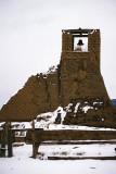 Ruins of San Geronimo at Taos Pueblo