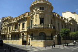 The 1903 Modernist style Palacio de Longoria, Calle Fernando VI