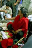 Bomoh or Malay folk healer in Kuala Lumpur