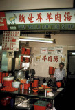 Hawker stall, Singapore