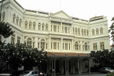 Raffles Hotel, Singapore - a destination in itself