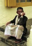 Malay man, Singapore