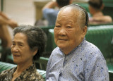 SINGAPORE Senior citizens, Chinatown