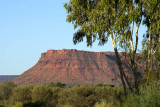 George Gill Range, from Kings Canyon Campground