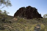 Corroboree Rock, East MacDonnells