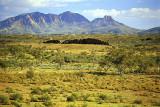 Mount Sonder, West MacDonnells - mid afternoon